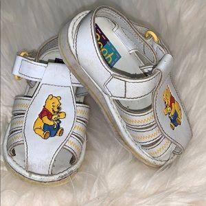 Pooh sandals